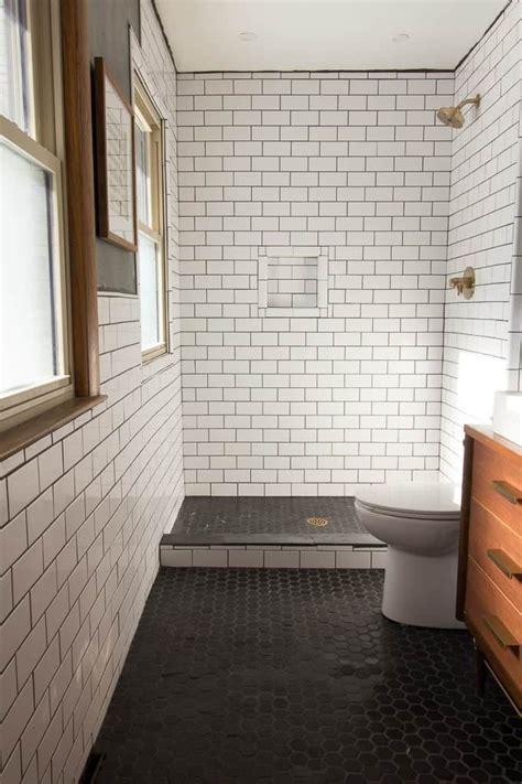 Subway Tiles In Bathroom by 52 Best Blogs Bright Green Door Marquette U P