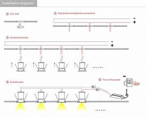 Wiring Pot Lights In Parallel Diagram