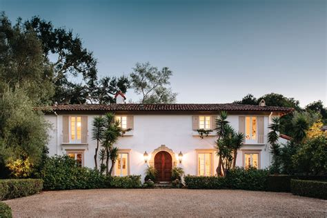 two colonial house plans colonial style santa barbara architectural digest
