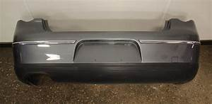 Genuine Rear Bumper Cover 06-10 Vw Passat Sedan B6