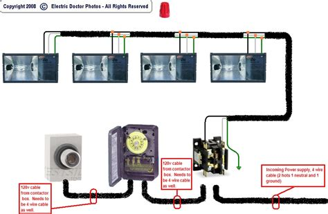 Lighting Contactor Wiring Diagram Shelly