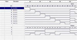 Design Of 8   3 Priority Encoder Using If