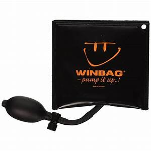 Original Patented WINBAG Air Wedge And Leveling Tool Lifts
