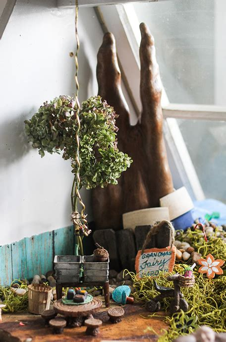 beautifully enchanting fairy gardens page