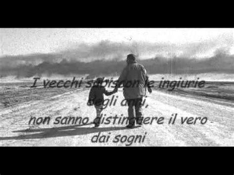 testo eskimo guccini quot il vecchio e il bambino quot di francesco guccini lyric