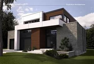 Maison En L Moderne : cuisine raisons d 39 opter pour une maison au toit plat bauhaus battement face maison simple et ~ Melissatoandfro.com Idées de Décoration