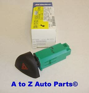 new 1997 2005 chevrolet malibu hazard warning switch turn signal flasher oem gm ebay