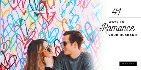 romantic ideas   show  love imom