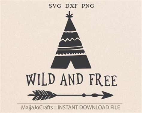 teepee svg wild svg files  silhouette svg files tribal svg
