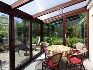 ferienhaus wintergarten bungalow texel de koog herr With garten planen mit balkon auf wintergarten