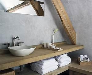 Waschtischplatte Holz Aufsatzwaschtisch : badezimmerm bel selber bauen ~ Sanjose-hotels-ca.com Haus und Dekorationen