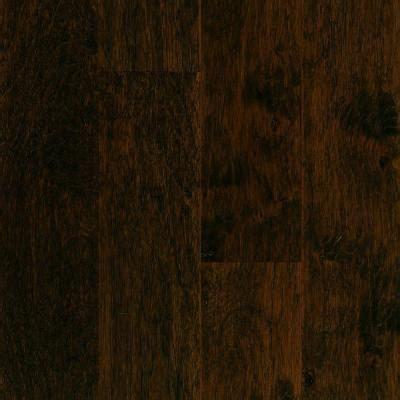 engineered hardwood flooring home depot bruce american vintage scraped tobacco barn 3 8 in x 5 in x varying length engineered hardwood