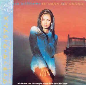 Vanessa Williams - The Comfort Zone Collection (Laserdisc ...