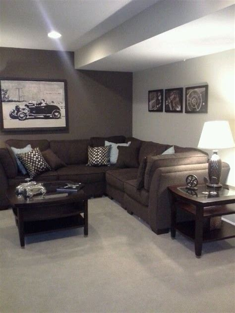 Basement  Perfect For Our Tv Room In The Basement Love