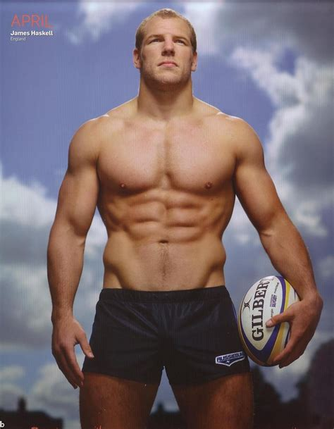 james haskell shirtless rugby homens loiros  homens