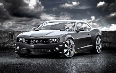 Chevrolet Camaro Ss Wallpapers Hd Wallpapers Id 9491