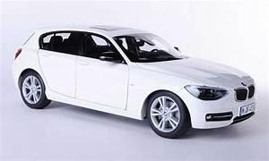 Serie 1 Blanche : bmw 116 f20 miniature d blanche funfturer 2011 paragon 1 18 voiture ~ Gottalentnigeria.com Avis de Voitures