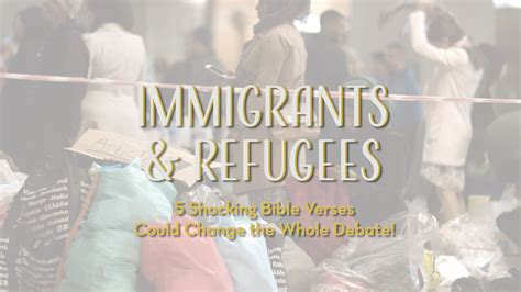 Immigrants & Refugees 5 Shocking Bible Verses Could. Quotes About Strength Through Pain. Summer Vegetable Quotes. Song Quotes Radiohead. Motivational Quotes On Zindagi. Best Friend Quotes Girlfriend. Winnie The Pooh Quotes Will We Be Friends Forever. Country Wedding Quotes. Instagram Bio Quotes Ideas