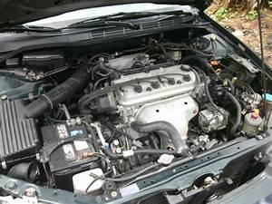 2000 Honda Accord Ex  Leather Interior  4 Cylinder Engine  - Autos