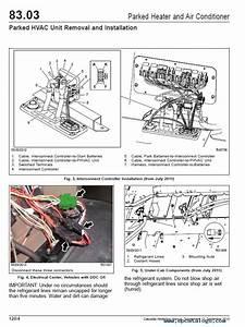 Cascadia Trucks Ca125dc  Ca125slp Workshop Manual Pdf
