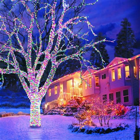 Weihnachtsdeko Baum Garten by Ideen F 252 R Weihnachtsdeko Au 223 En Ein Sch 246 N Beleuchteter