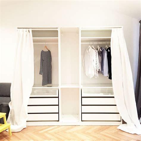 ikea schrank organisation empty ikea pax open closet organisation closet