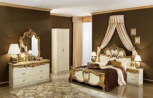 Italian Traditional Bedroom Furniture Ideas | HouseofPhy.com