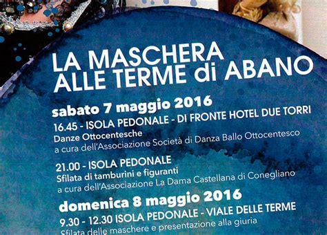 Ufficio Turismo Abano Terme by La Maschera Alle Terme Di Abano Colli Eiuganei