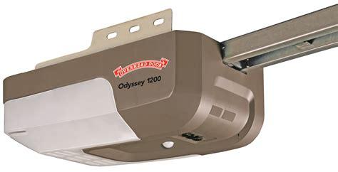 overhead garage door opener overhead door operators what to consider when getting an