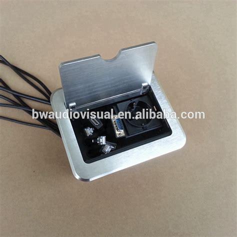 bw it help desk bw meeting table german eu standard tabletop flush mount