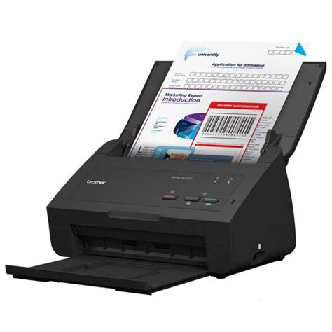 brother ads  high speed duplex document scanner