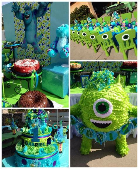 880 best 1st birthday themes boy images on 538 best monsters inc monsters monsters images on