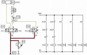 Verin Double Effet : schema hydraulique verin double effet ~ Melissatoandfro.com Idées de Décoration