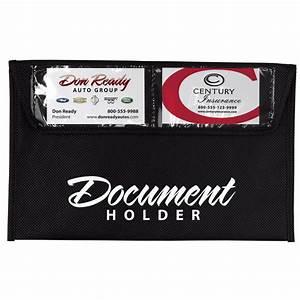 document holder item 39doc106 imprintitemscom custom With custom printed document holders