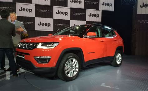 jeep compass limited blue jeep compass launched in india with exciting price tag