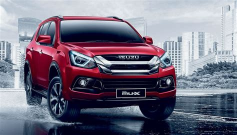 Step in and begin your journey effortlessly with the passive entry and start stop system. 2019 Isuzu MU-X The Onyx รุ่นพิเศษ ตกแต่งใหม่แบบสปอร์ต ...