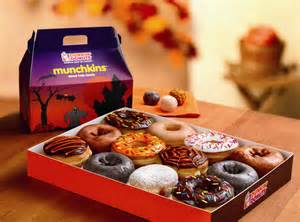 Krispy Kreme Halloween Donuts by Krispy Kremes Vs Dunkin Donuts