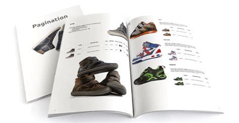 indesign free catalog template pagination com