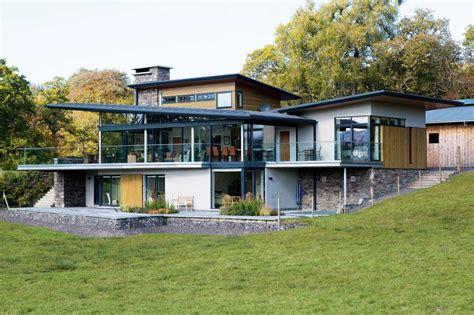 steel frame  stone home homebuilding renovating