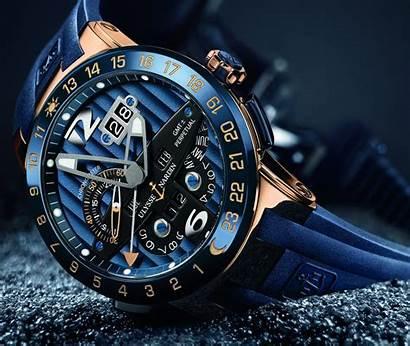 Wristwatch Ulysses Nardin Chronometer Toro Wallpapers
