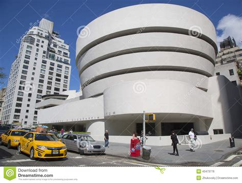 musee d moderne new york le mus 233 e de solomon r mus 233 e de guggenheim d moderne et contemporain 224 manhattan photo