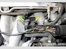 BMW Z3 Camshaft Sensor Replacement 19962002 Pelican