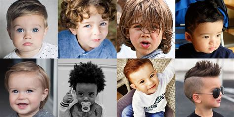 35 Best Baby Boy Haircuts (2019 Guide