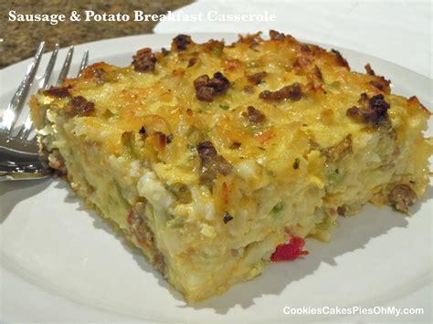 breakfast casserole with sausage casserole recipes dishmaps