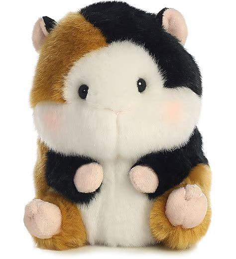 sprite guinea pig rolly pets stuffed animal  aurora world