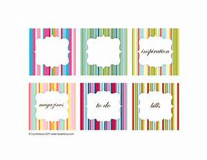10 best images of cute label templates cute printable With how to make cute labels