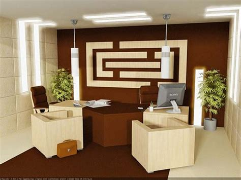 Luxury Comfortable Small Office Design Ideas Modular