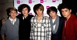 One Direction foi criado no programa The X Factor UK ...