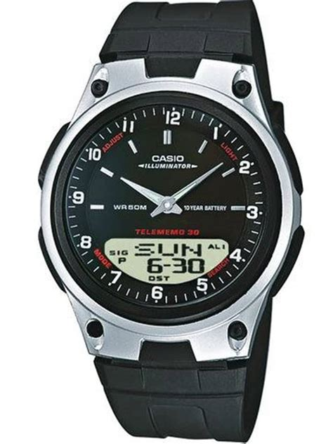 Casio Collection Armbanduhr AW801AVES Armbanduhr Migros