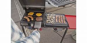 Big Gas Grill 2x With Bbq Box And Reversible Griddle  Grill